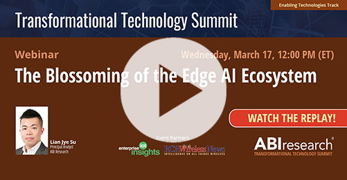 Transformational Technology Summit: The Blossoming Of The Edge AI Ecosystem Image