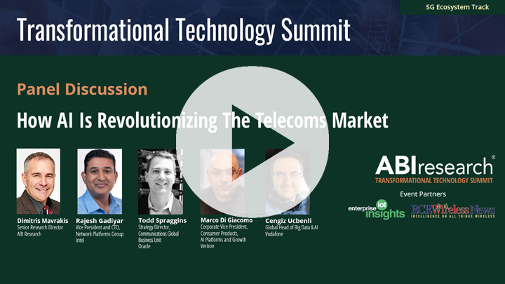 Transformational Technology Summit: How AI Is Revolutionizing The Telecoms Market Image