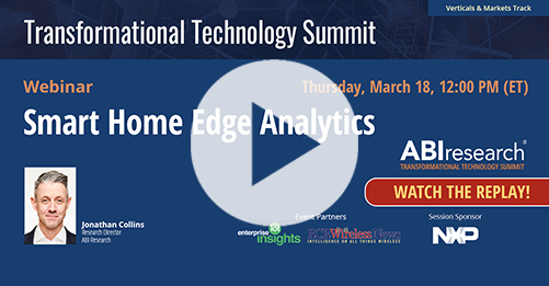 Transformational Technology Summit: Smart Home Edge Analytics Image