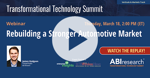 Transformational Technology Summit: Rebuilding a Stronger Automotive Market Image