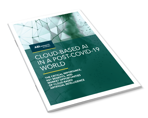 Cloud-Based AI in a Post-COVID-19 World Image