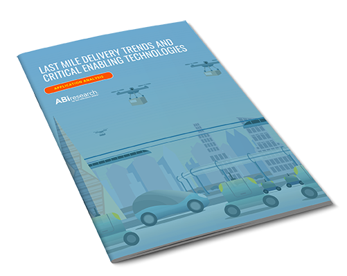 Last Mile Delivery Trends and Critical Enabling Technologies Image