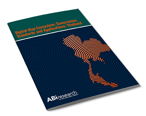 Digital Map Ecosystem: Governance, Standards and Applications: Thailand Image
