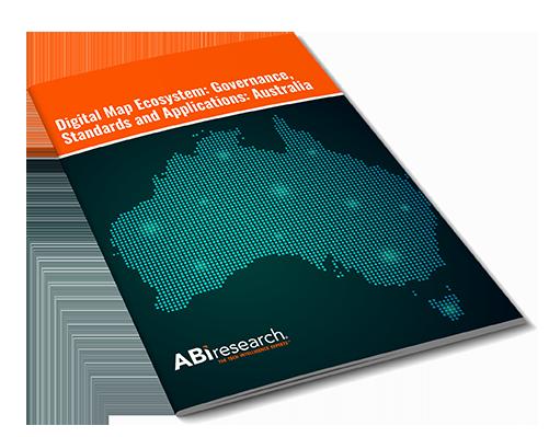 Digital Map Ecosystem: Governance, Standards and Applications: Australia Image