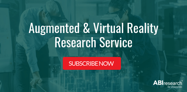Augmented & Virtual Reality Research Service
