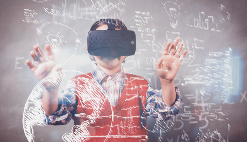 The Power Of Augmented Reality & Virtual Reality For Education