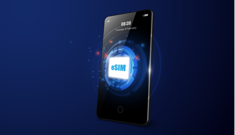 Traditional SIM Cards Giving Way to eSIM